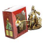 Nativity Christmas Ornament-03-c