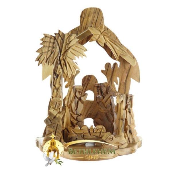 Wooden Nativity-03