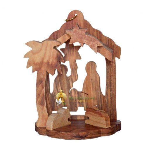 Nativity Christmas Ornament from Bethlehem