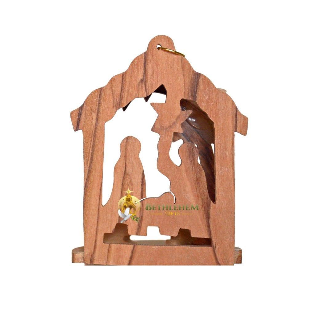 Nativity Christmas Ornament-05-a