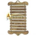 The Ten Commandments in Spanish