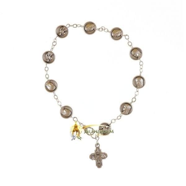 Divine Mercy Bracelet-a