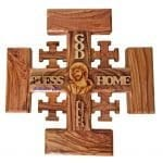 Jerusalem Cross Medium