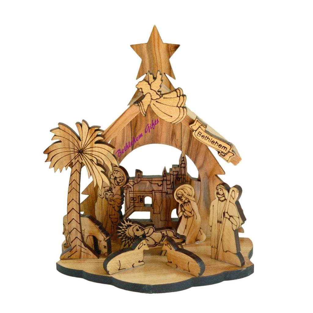 Wooden Nativity-06