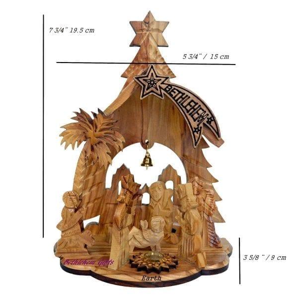 Wooden Nativity-08-size