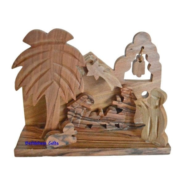 Wooden Nativity-20