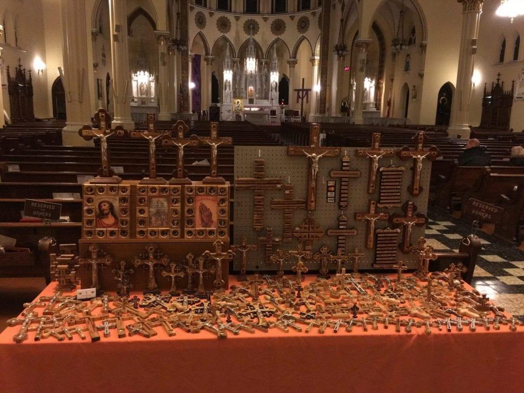 Bethlehem Gifts Exhibit