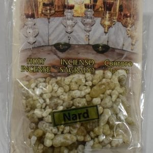 Nard Incense of the Holy Land