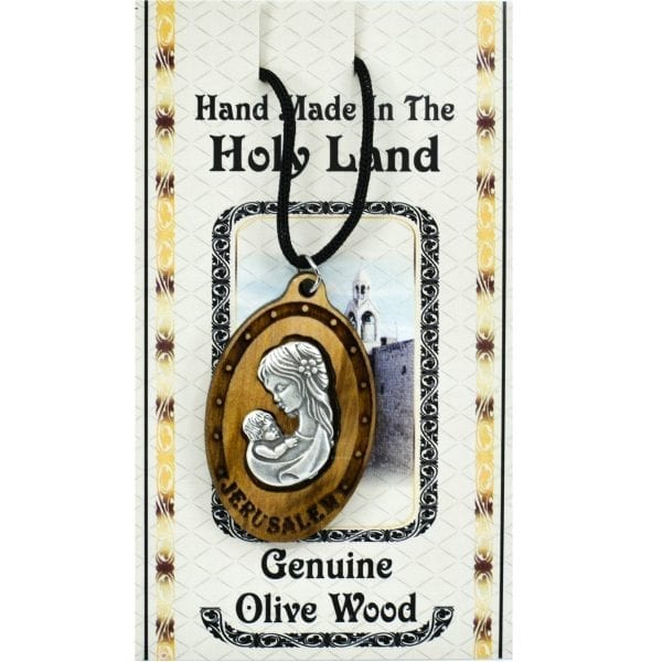 Mother and Child Pendant