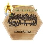 Rosary Box with the Last Supper-03-a