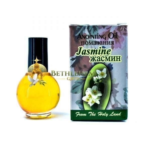 Anointing Oil of the Holy Land-Jasmin from Jerusalem