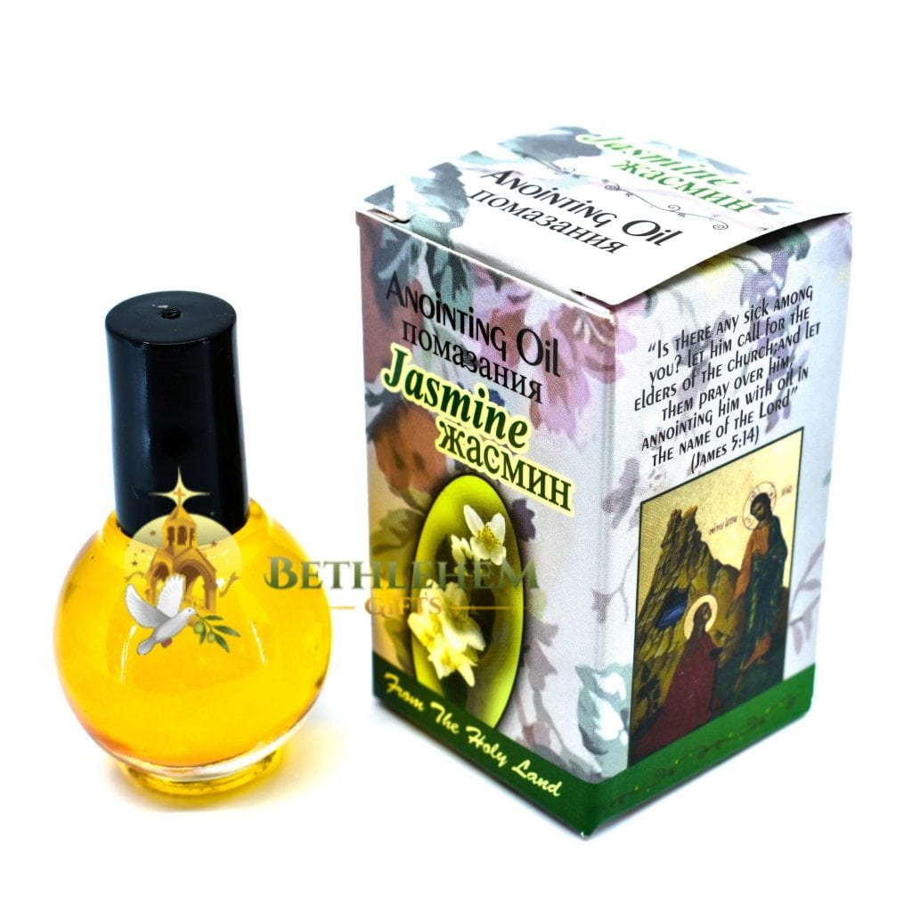Incense & Anointing Oil