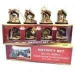 Nativity Christmas Ornament-01