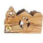 Bethlehem Wooden Nativity-13