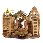 Bethlehem Wooden Nativity