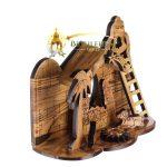 Bethlehem Wooden Nativity-22