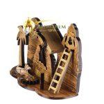 Bethlehem Wooden Nativity-5