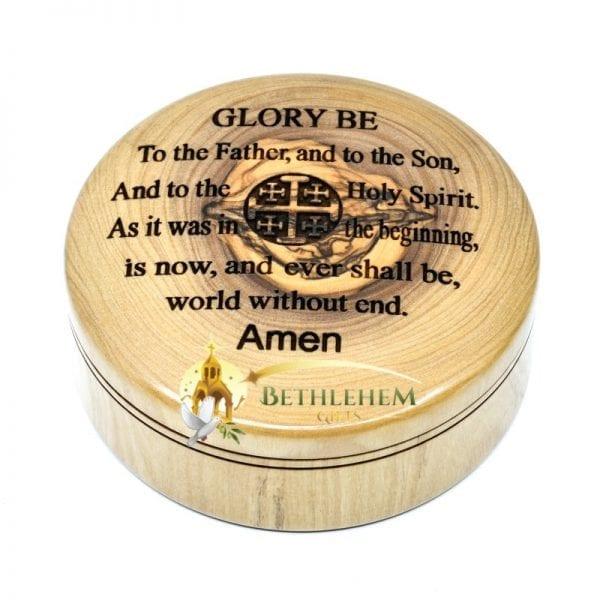 Rosary Box – Glory be