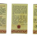 Jerusalem Anointing Oil-Rose-package