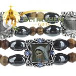 Elastic Hematite Beads Bracelet-3-c