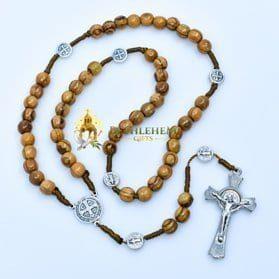 Saint Benedict Cord Rosary-279